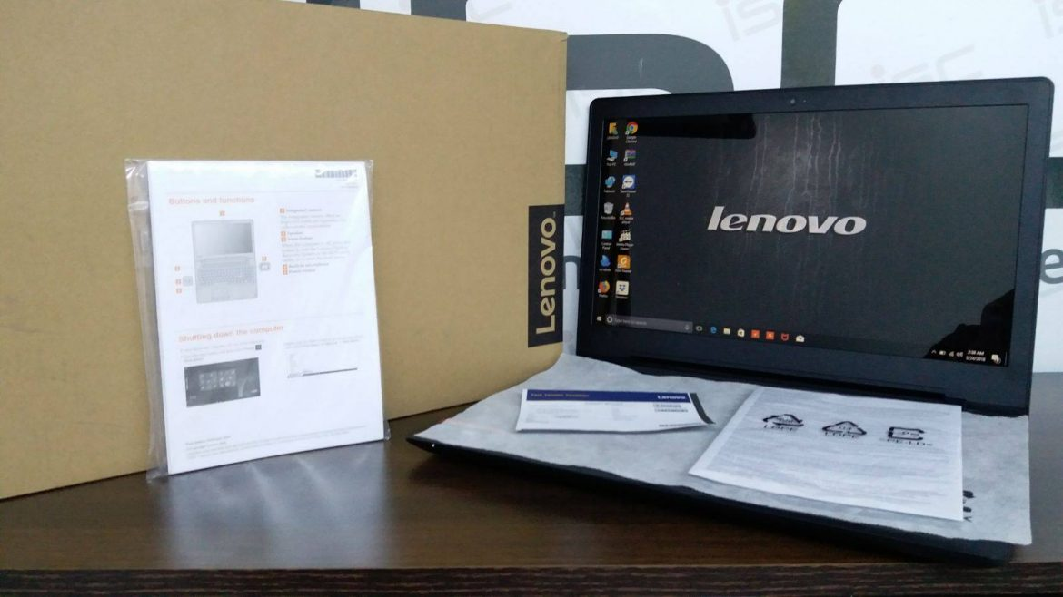 Laptop A8 #NEW  Lenovo 110